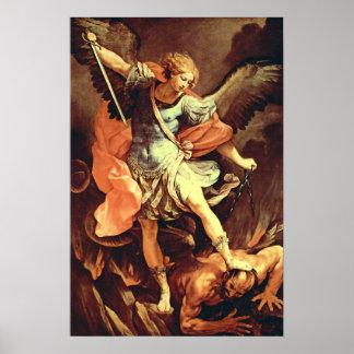 San Miguel el arcángel Impresiones
