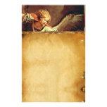 San Miguel el arcángel, pergamino de Brown Papeleria