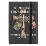 San Miguel el arcángel - proteja a nuestros iPad Mini Coberturas