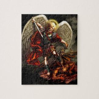 San Miguel el arcángel Puzzles Con Fotos