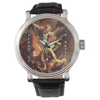 San Miguel el arcángel Relojes De Mano
