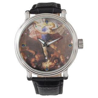 San Miguel el arcángel Relojes De Pulsera