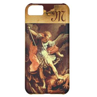 San Miguel el monograma del arcángel