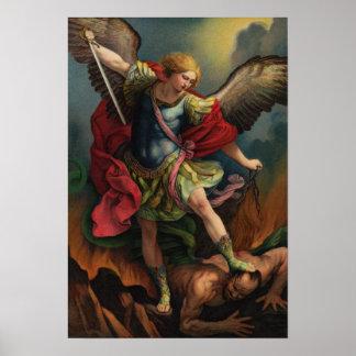 San Miguel el poster del arcángel