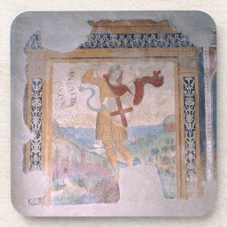 San Miguel (fresco) Posavaso