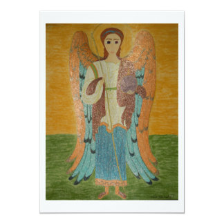 San Miguel Invitación 12,7 X 17,8 Cm