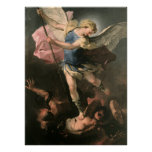 San Miguel, Luca Giordano (presto del Fa) Poster