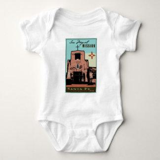 San Miguel Mission Baby Bodysuit