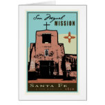 San Miguel Mission Card