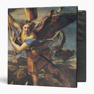 """San Miguel que abruma al demonio, 1518 Carpeta 1 1/2"""""""