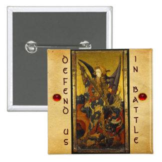 San Miguel que vence al diablo Pin