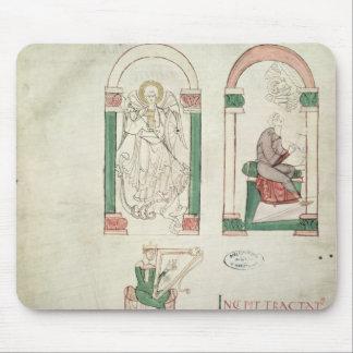 San Miguel, St Augustine y St David Mousepad