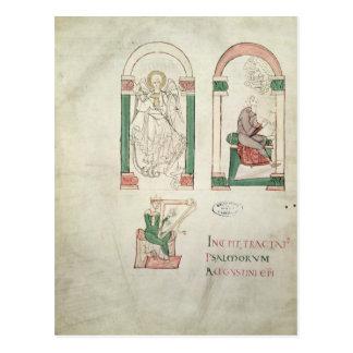 San Miguel, St Augustine y St David Tarjetas Postales