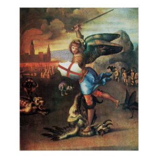San Miguel Y el DRAGÓN Poster