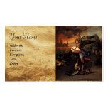 San Miguel y el dragón Tarjetas De Negocios