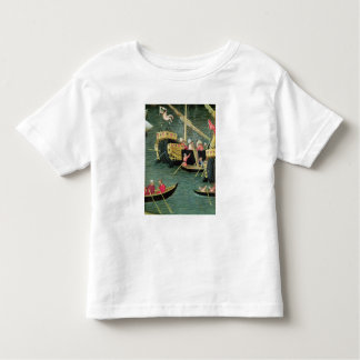 San Nicolás ahorra Mira de hambre T Shirt