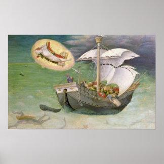 San Nicolás ahorra una nave de los restos Póster