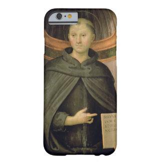 San Nicolás de Tolentino (el panel) Funda Para iPhone 6 Barely There