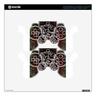 SAN PABLITO ANIMALS CUSTOMIZABLE PRODUCTS PS3 CONTROLLER SKIN