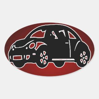 SAN PABLITO CAR CUSTOMIZABLE PRODUCTS STICKER
