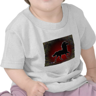 SAN PABLITO HORSE CUSTOMIAZABLE PRODUCTS T-SHIRT