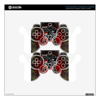 SAN PABLITO MAYA HEAD CUSTOMIZABLE PRODUCTS PS3 CONTROLLER DECALS