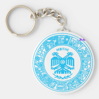 SAN PABLITO/MBITHE  AZUL T  CUSTOMIZABLE PRODUCTS KEY CHAIN