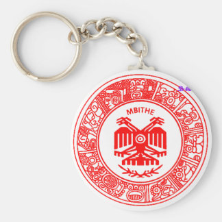 SAN PABLITO/MBITHE ROJO A  CUSTOMIZABLE PRODUCTS KEYCHAIN