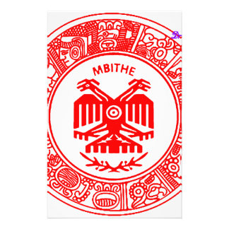 SAN PABLITO/MBITHE ROJO AZT  CUSTOMIZABLE PRODUCTS STATIONERY