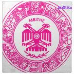 SAN PABLITO/MBITHE ROSE  AZT  CUSTOMIZABLE PRODUCT NAPKIN