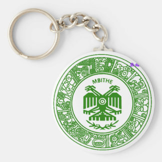 SAN PABLITO/MBITHE VERDE AZT  CUSTOMIZABLE PRODUCT KEYCHAIN
