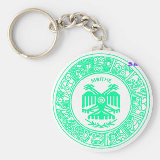 SAN PABLITO/MBITHE VERDE P CUSTOMIZABLE PRODUCTS KEYCHAINS
