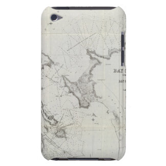 San Pablo Bay, Carquines Straits iPod Touch Cover