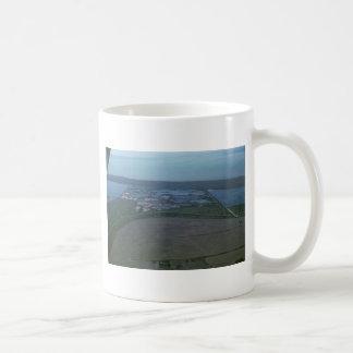 San Pablo Bay On Mare Island California Classic White Coffee Mug