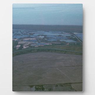 San Pablo Bay On Mare Island California Plaque