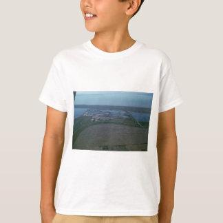 San Pablo Bay On Mare Island California T-Shirt