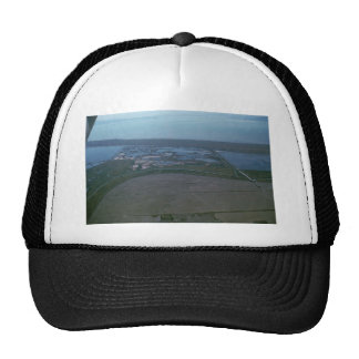 San Pablo Bay On Mare Island California Trucker Hat