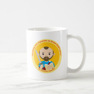 San Pablo el apóstol Taza De Café