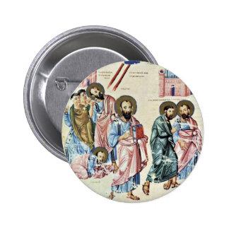 San Pablo en el camino a Damasco de Meister Nach C Pins