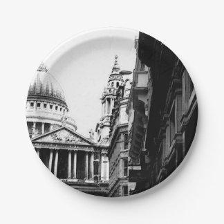 San Pablo, Londres Platos De Papel