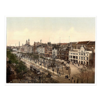 San Pablo Spielbudenplatz Hamburgo Alemania pH r Tarjeta Postal