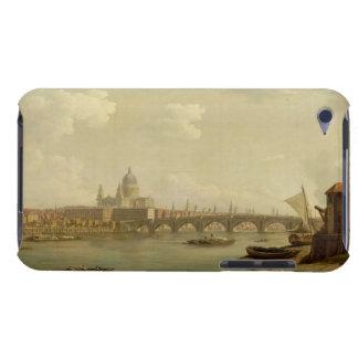 San Pablo y puente de Blackfriars, Londres, Funda Case-Mate Para iPod
