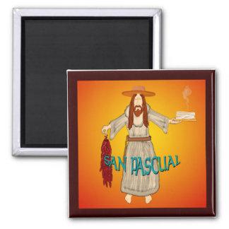 San Pascual - Patron Saint of Kitchens Magnet