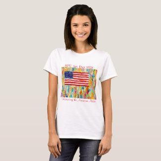 San Pasqual Union Art Day 2018 T-Shirt