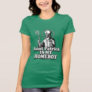 San Patricio es mi Homeboy Playera
