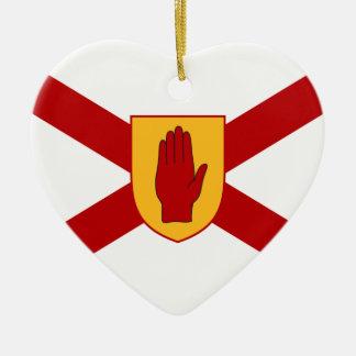 San Patricio para el escudo de oro de Irlanda del  Adorno Para Reyes