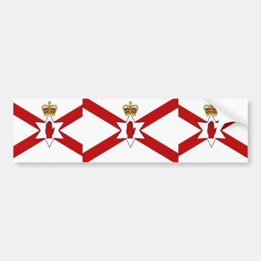 San Patricio para Irlanda del Norte coronó la band Pegatina De Parachoque