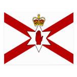 San Patricio para Irlanda del Norte coronó la band Tarjetas Postales