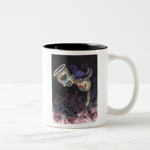 San Pedrito Two-Tone Coffee Mug