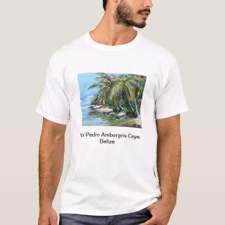 San Pedro Ambergris Caye Belize T-Shirt